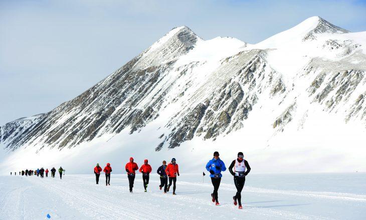 Maratona e akullit, rekord në edicionin e 13