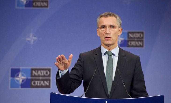 Stoltenberg: NATO do të vazhdojnë të ofrojë siguri për Ballkanin
