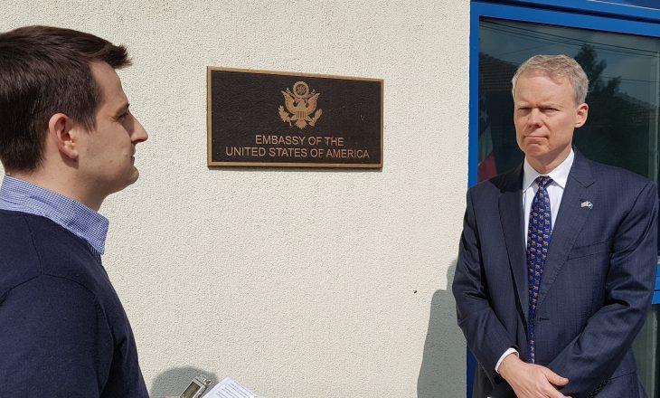 Intervistë ekskluzive me ambasadorin Delawie rreth themelimit të Ushtrisë