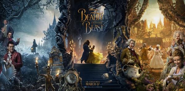 """""""Beauty and the Beast"""" vazhdon të prijë në arkat filmike"""