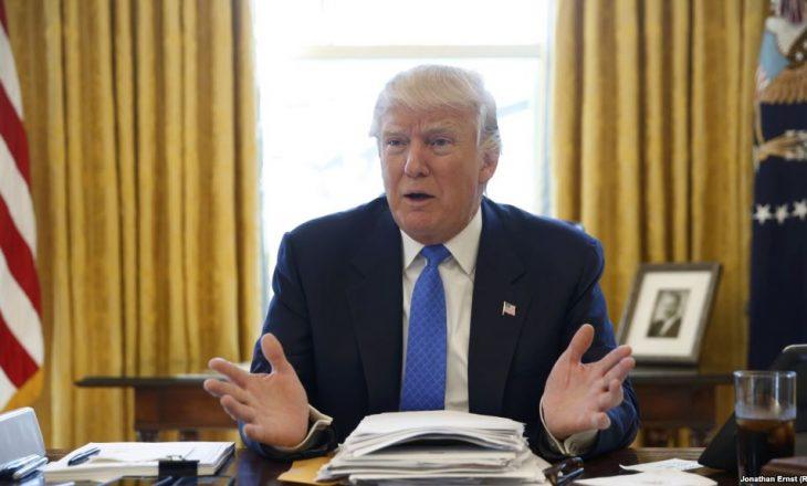 """Trump shpreh """"përkushtimin e fuqishëm"""" ndaj NATO-s"""