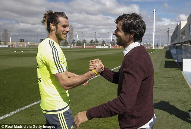 Raul rikthehet te Real Madridi