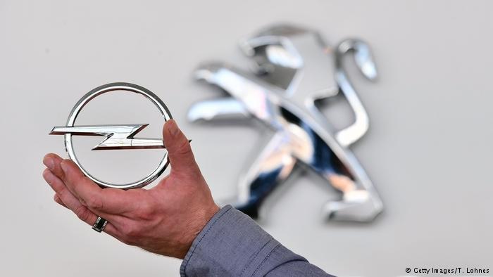 Koncerni Peugeot-Citroën blen Opelin