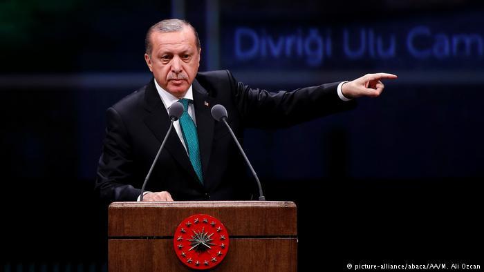 Kursi çalues i Erdoganit në Lindjen e Mesme