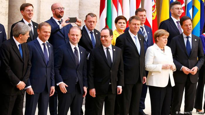 Deklaratë e përbashkët në 60-vjetorin e themelimit të BE-së