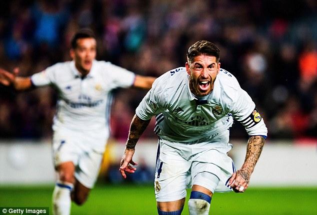 Real Madridi pa golat e Ramosit do të ishte në vendin e tretë