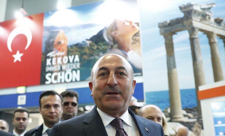 Turqia kërcënon Evropën me 15 mijë refugjatë në muaj
