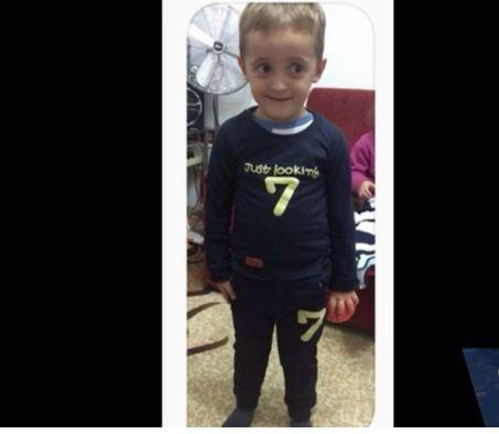Gjendet i gjallë fëmija 4 vjeçar që kishte humbur dje në Mramor