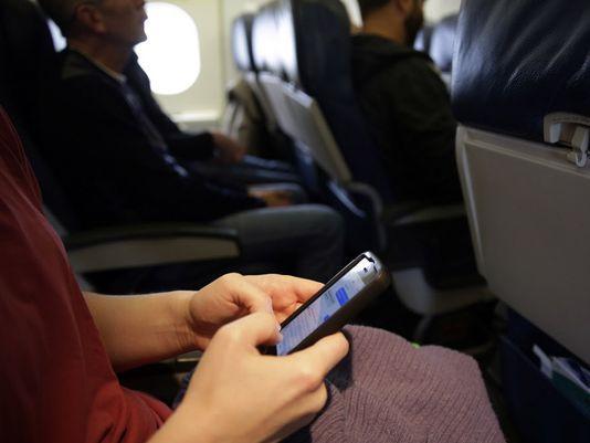 Vetëm telefonat në fluturimet drej ShBA-së