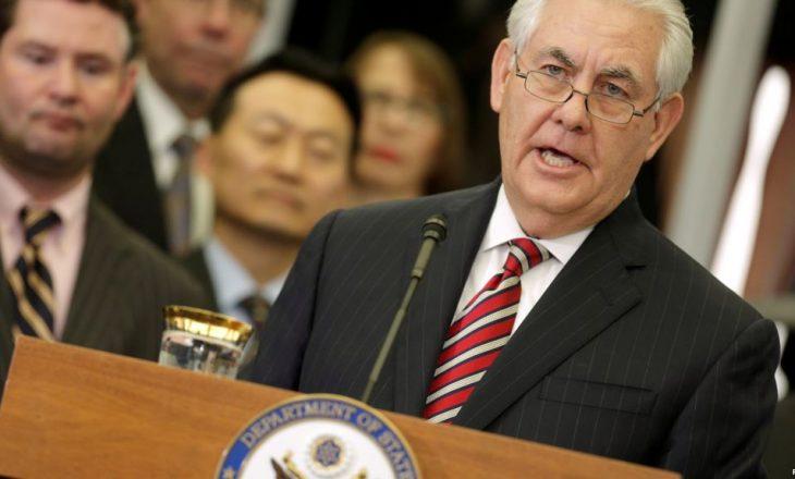 Tillerson përsërit mbështetjen e SHBA-së për NATO-n