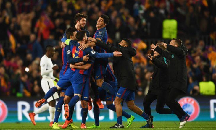 10 ndeshjet më të mëdha të luajtura në Camp Nou