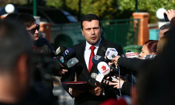 Maqedoni: Ivanov ende nuk e mandaton Zaevin, rriten tensionet
