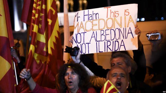 Kriza politike thellon ndasitë në shoqërinë e Maqedonisë