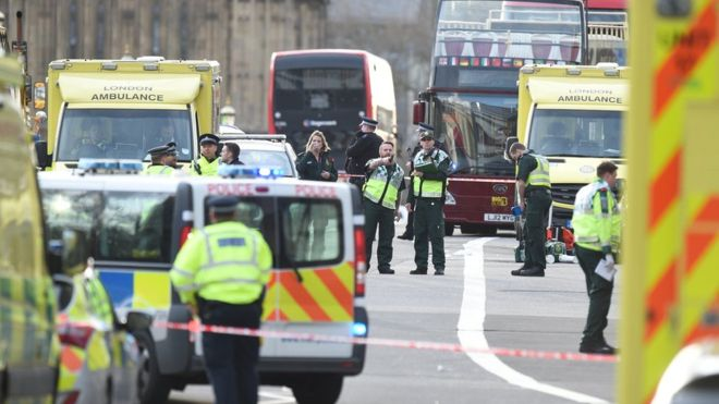 Së paku tre fëmijë të lënduar në sulmin terrorist në Londër