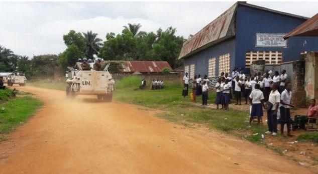 Masakrohen 40 oficerë të policisë në Kongo