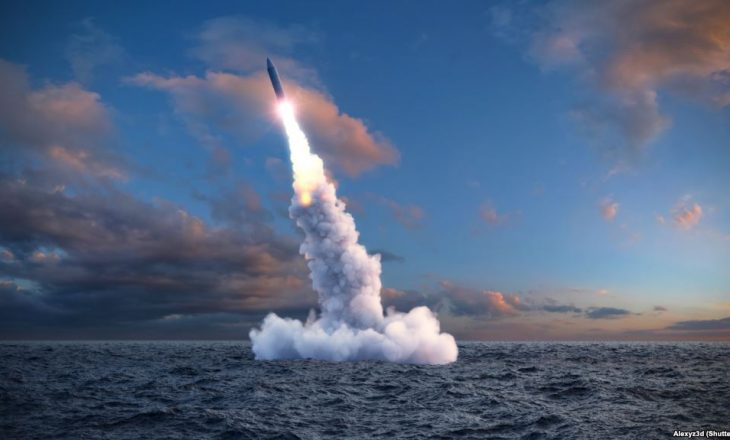 Irani raportohet se ka testuar një raketë balistike