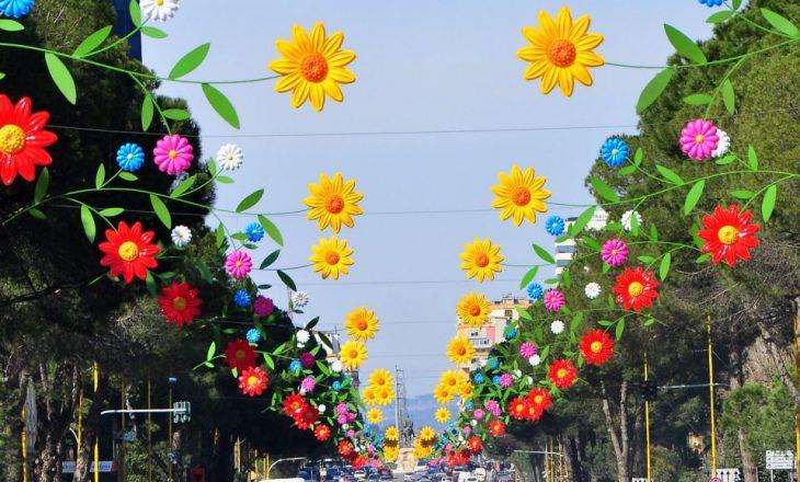 Tirana feston sot Ditën e Verës