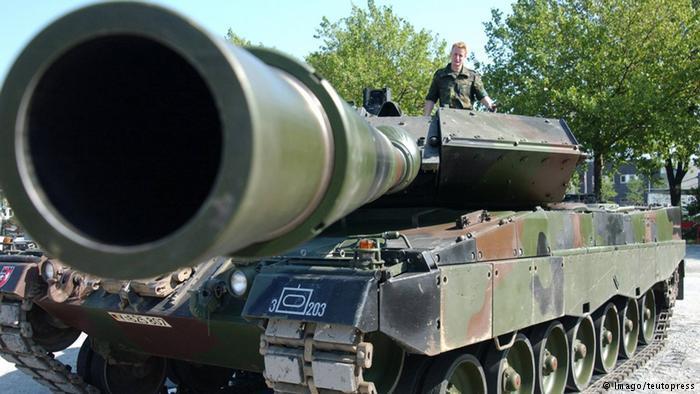 Gjermania refuzoi disa herë eksportin e armëve drejt Turqisë
