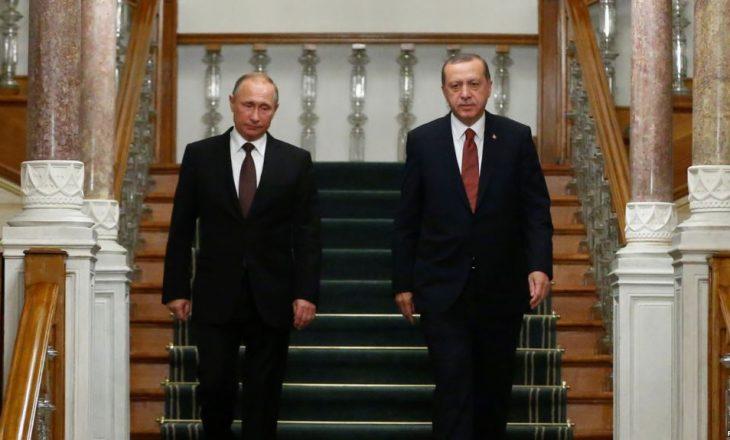 Erdogan sot do të takohet me Putinin