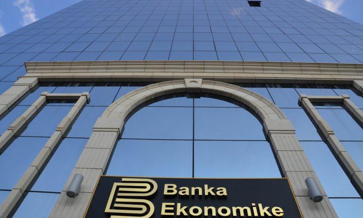 Përfitimi i paligjshëm i Bankës Ekonomike