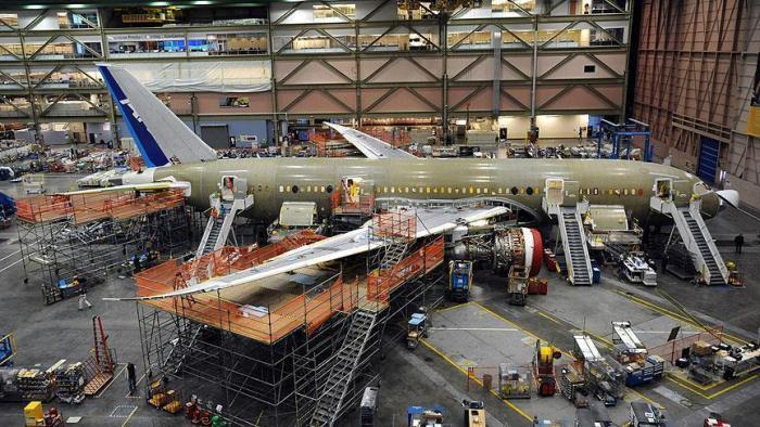 Boeing hap fabrikë në Kinë për montimin e avionëve