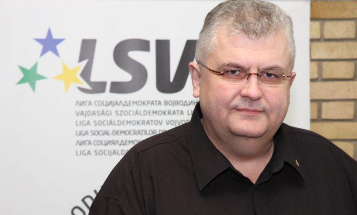 Kërcënohet me vdekje kandidati për president të Serbisë
