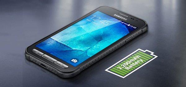 XCover 4, telefoni i kushteve ekstreme