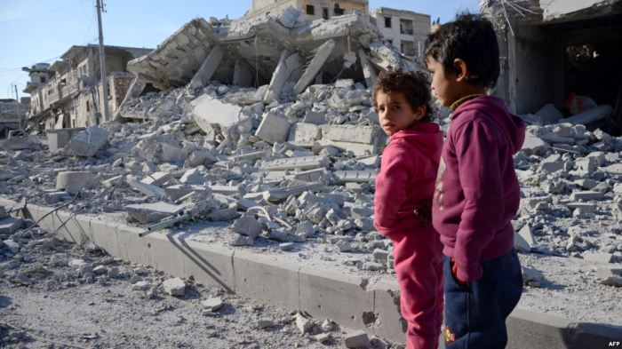"""Fëmijët sirianë në gjendje të """"stresit toksik"""""""