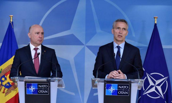NATO do ta hapë zyrën ndërlidhëse në Moldavi