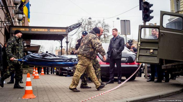 Presidenti ukrainas akuzon Rusinë për vrasjen e politikanit rus