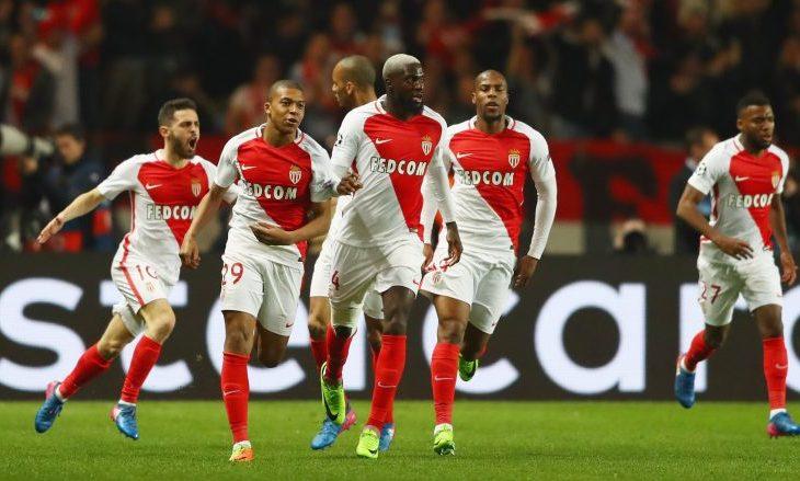 Monaco çon në shtëpi Cityn e Guardiolas
