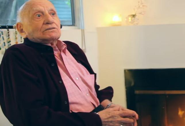 Stërgjyshi 95-vjeçar tregon për herë të parë se është homoseksual