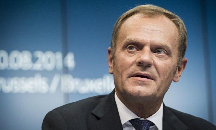 Tusk: Situatë e brishtë në Ballkan