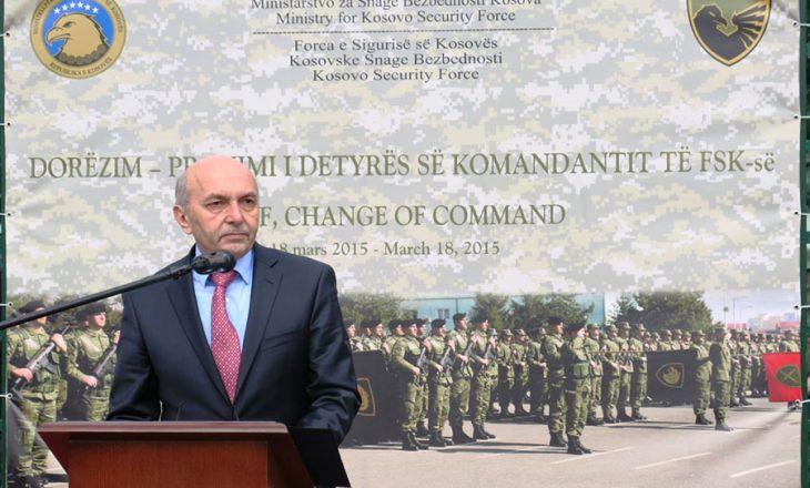 Mustafa: S'ka ushtri pa u koordinuar me Amerikën dhe NATO-n