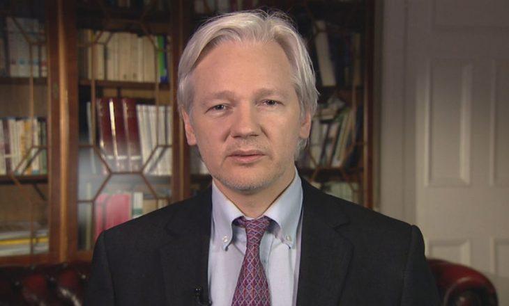 Assange ofron mjetet e hakimit të CIA për kompanitë teknologjike
