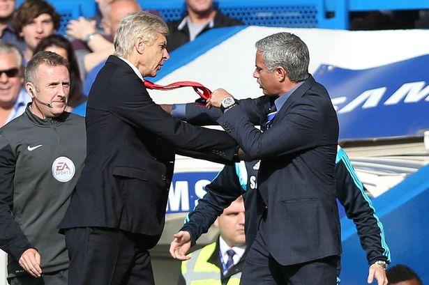 Mourinho pas dyshes së Arsenalit