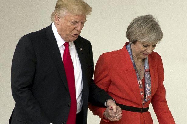 """Trump i ofron """"bashkëpunim të plotë"""" Britanisë pas sulmit në Londër"""