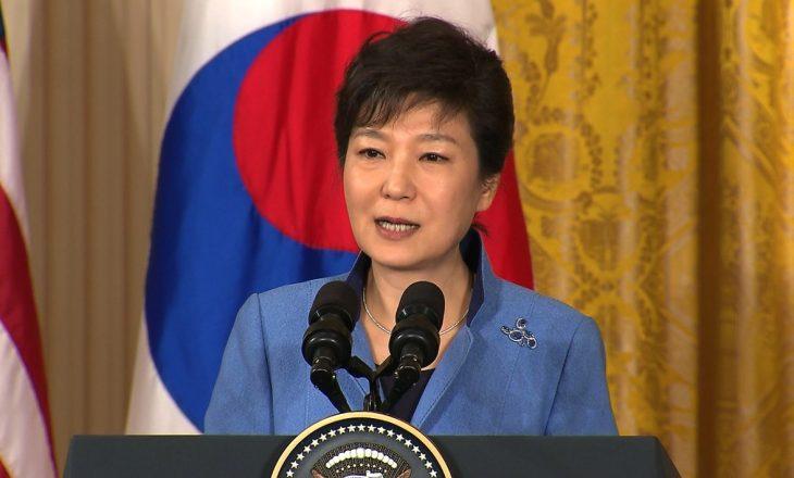 Gjykata shkarkon Presidenten e Koresë së Jugut