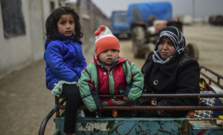UNICEF: Viti 2016, më i keqi për fëmijët në Siri