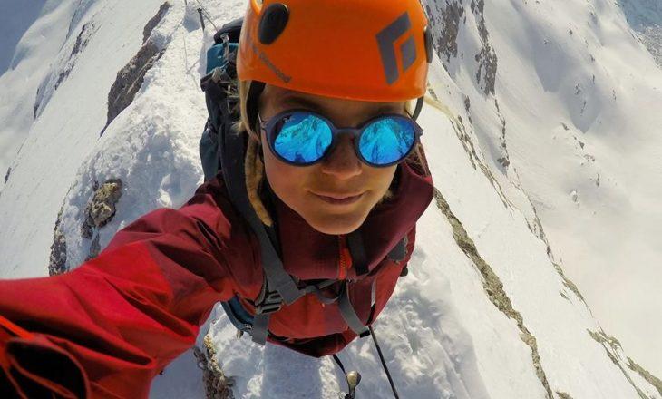 Uta Ibrahimi niset për në Majën Everest