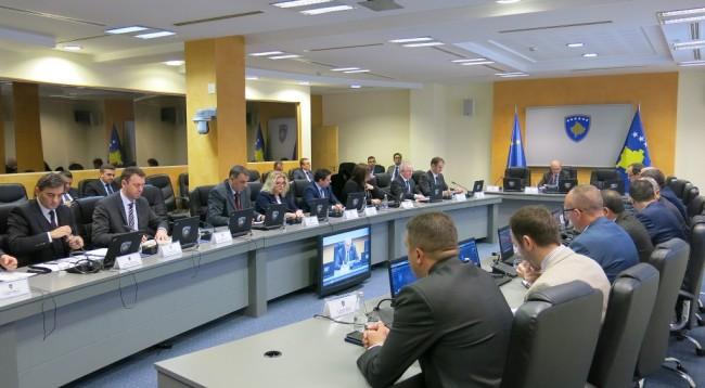 Qeveria në mbledhje, por nuk diskuton për FSK-në