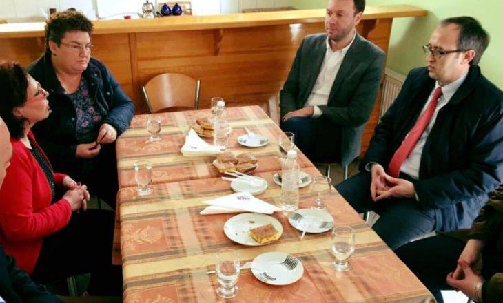 Abrashi: Vetëm këtë vit janë ndarë rreth 400 mijë euro për shërbime sociale