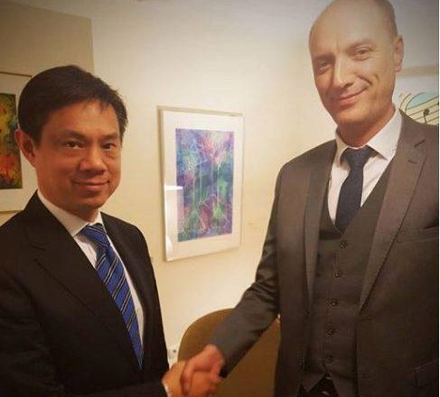 Ymeri e vlerëson lartë takimin me Hoyt Yee