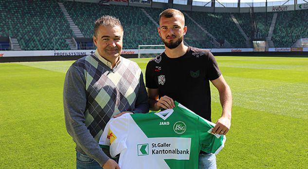Zyrtare: St. Gallen bashkon dy vëllezërit shqiptarë