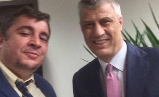 Adri Nurellari braktis Thaçin për debate politike
