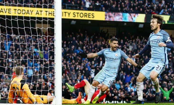 Ndajnë pikët Manchester City dhe Liverpool [video]
