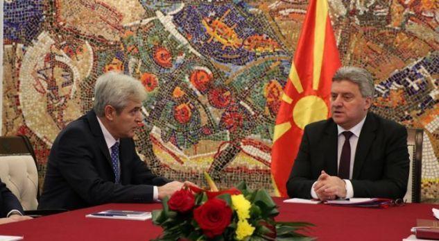 Platforma shqiptare, BDI: U arrit në Shkup