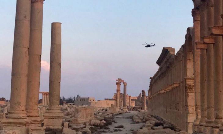 OKB reagon kundër shkatërrimeve të lokaliteteve kulturore
