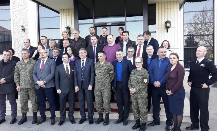 ShBA trajnon 25 pjesëmarrës të Shërbimit Spitalor të Kosovës