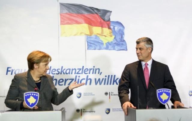 Gjermania kundër nismës së Thaçit për ushtrinë
